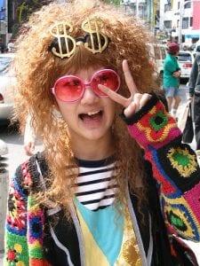 Fashion Melbourne Crazy Pink Glasses