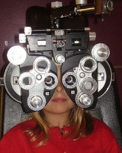 Optometry tools different types of eye tests Visual Q Eyecare Melbourne